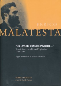 Opere Malatesta vol 1898-99