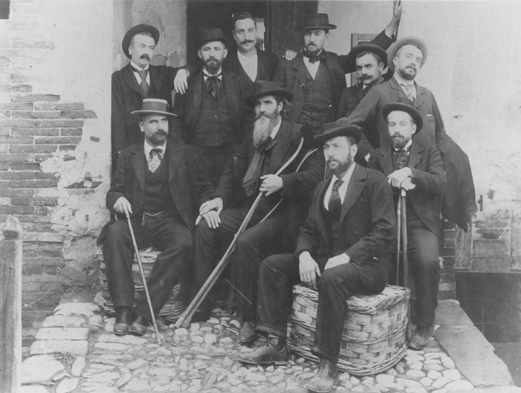 Cipriani e reduci 1897
