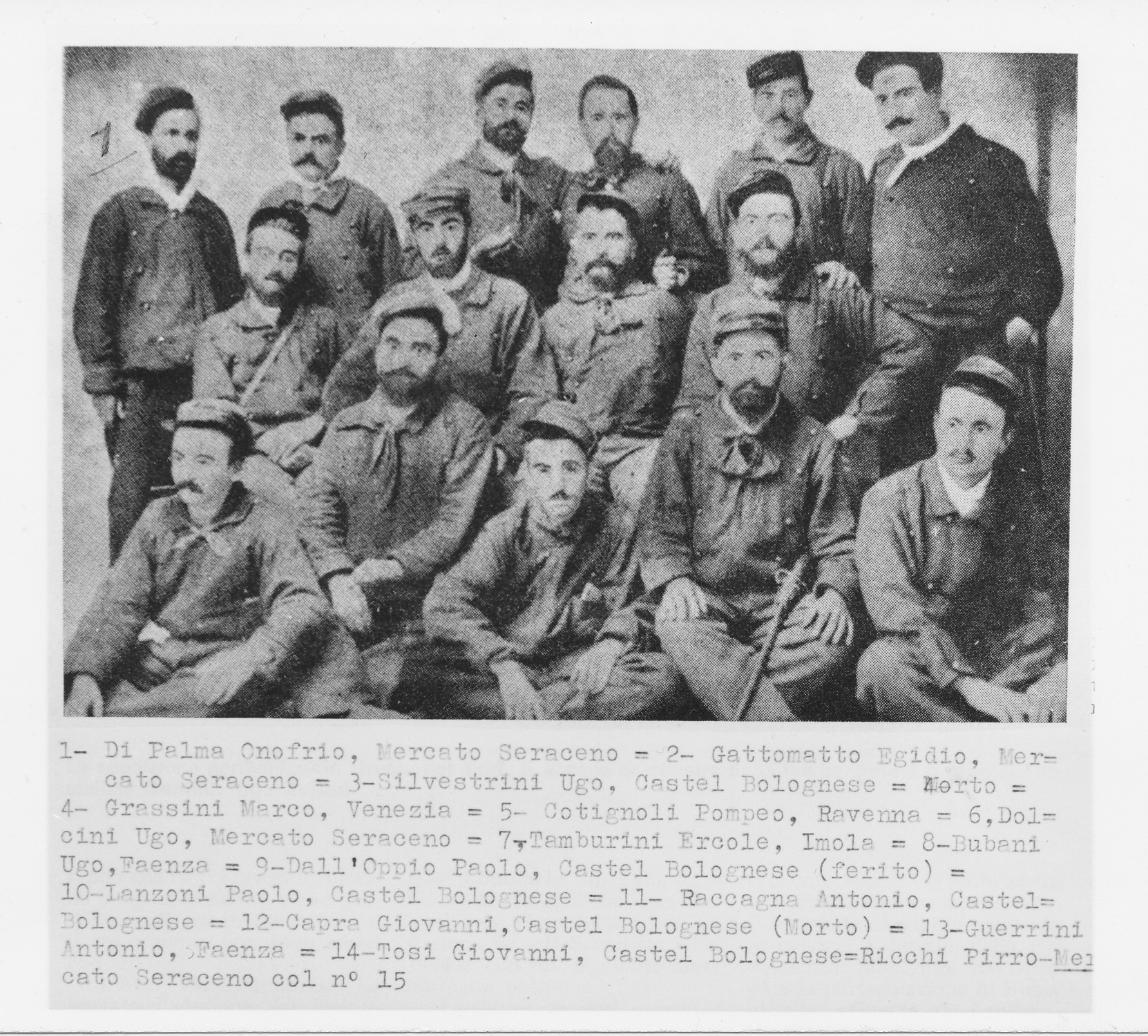 Garibaldini a Domokos_1897